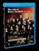 DVD & Blu-Ray Misa sobre el himno a San Martín