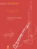 Fasch: Clarinet Concerto in B flat major