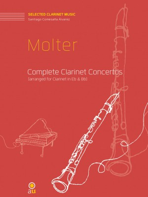 Molter: Complete Clarinet Concertos