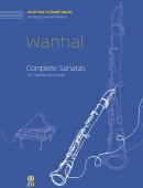 Wanhal: Complete Sonatas for clarinet and piano