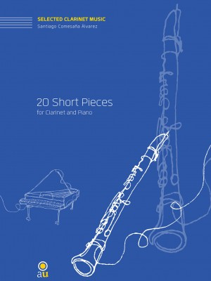 20 Short Clarinet Pieces