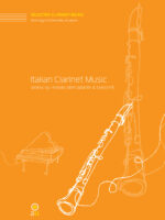 Italian Clarinet Music for clarinet and piano.