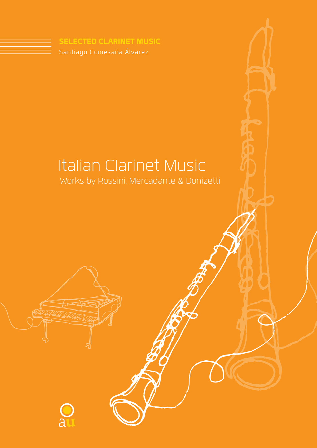 Italian clarinet music armon a universal for Italian house music