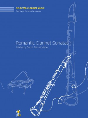 Romantic clarinet sonatas I