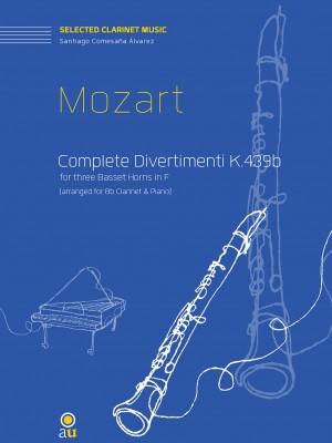 Mozart Complete Divertimenti