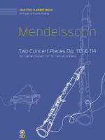 Mendelssohn: Two Concert Pieces Op. 113 & 114