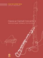 Classical clarinet concertos II