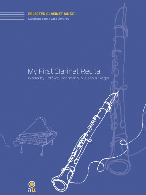 My first clarinet recital