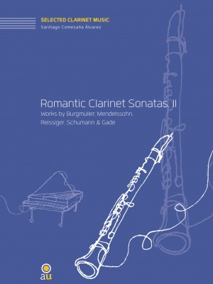 Romantic clarinet sonatas II