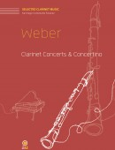 Weber: Clarinet Concerts & Concertino