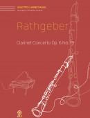Rathgeber: Clarinet Concerto Op. 6 No. 19