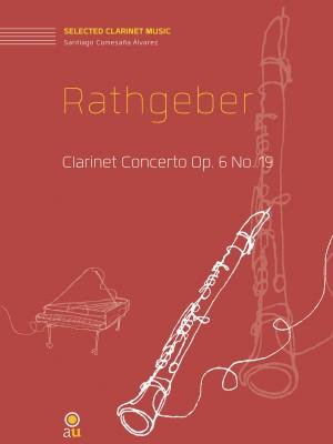 Rathgeber_Clarinet Concerto
