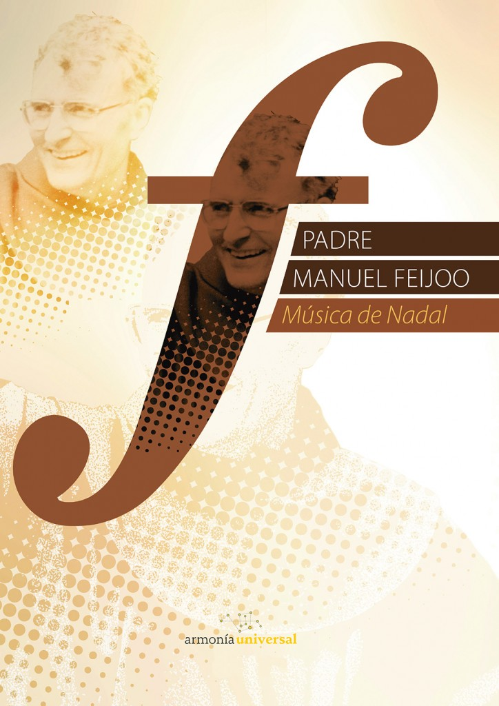 Portada del libro Música de Nadal, del P. Manuel Feijoo